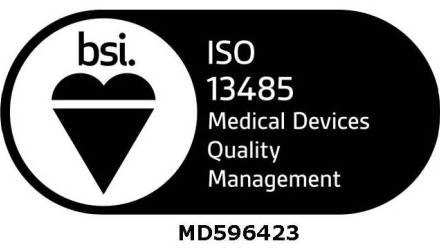 Rutland Plastics ISO13485 logo