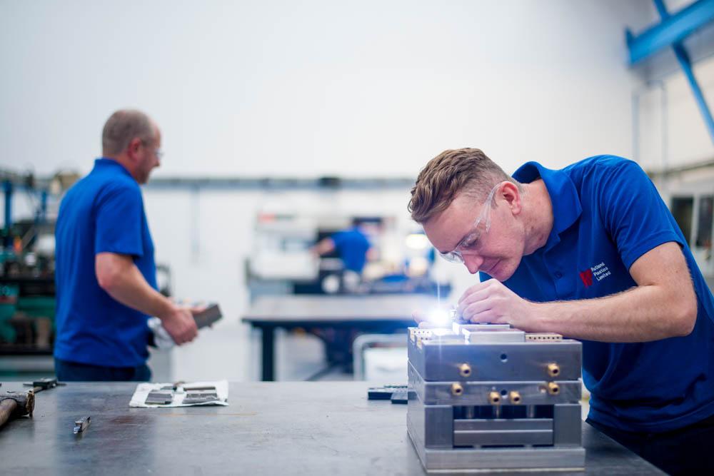 Rutland Plastics toolmaking