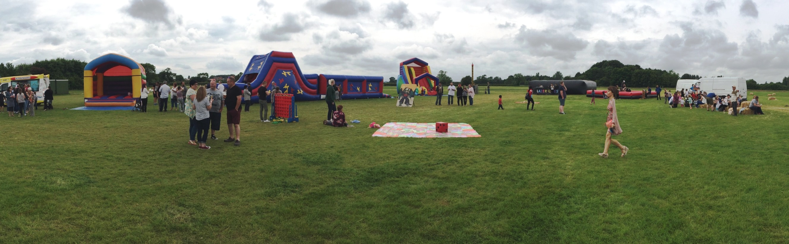 Rutland Plastics fun day events
