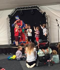 Rutland Plastics birthday celebrations childrens entertainer
