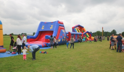 Rutland Plastics birthday celebration family fun