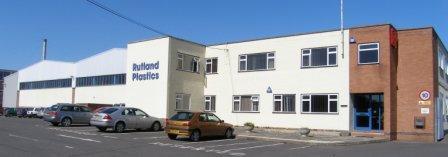 Rutland Plastics old offices