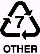 other plastics recycle symbol